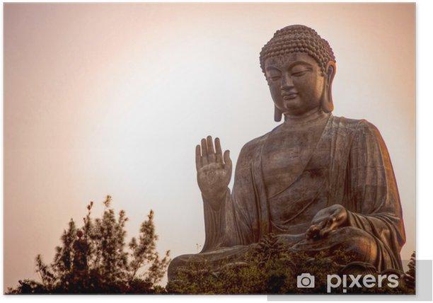 Plakat Giant Buddha - Tematy