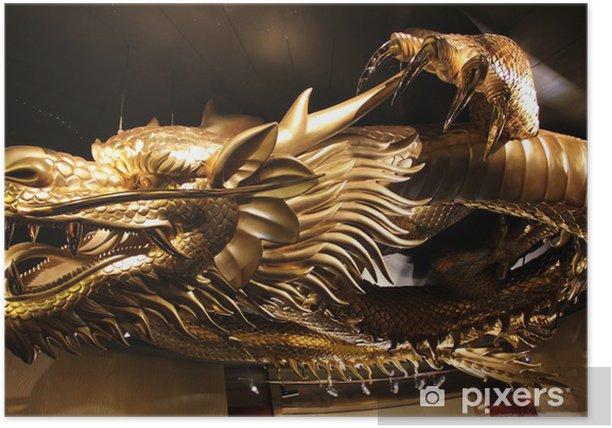 Plakát Golden Dragon - Témata