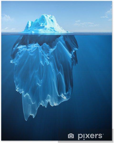 Plakat Góra lodowa - Tematy