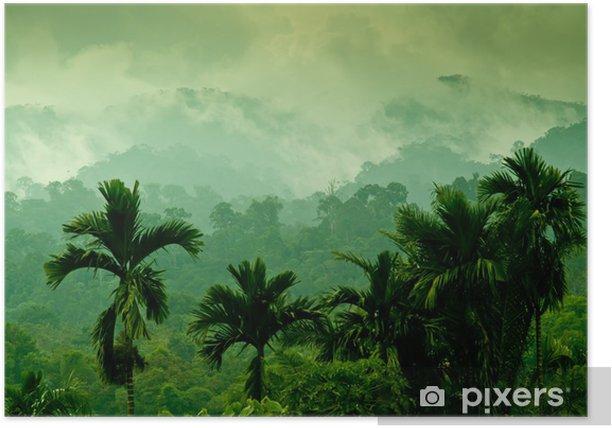 Plakat Góry Sumatry - Tematy