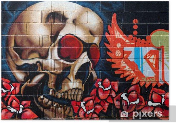Plakat Graffiti - Tematy
