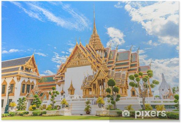 Plakát Grand Palace - Asie