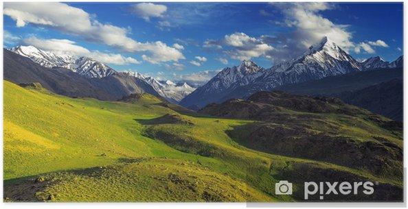 Plakat Himalaje - Tematy