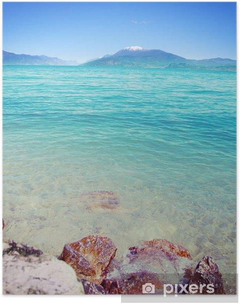 Plakat Jezioro Garda - Tematy