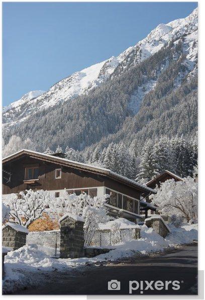 Plakat Kabina Alpine - Criteo