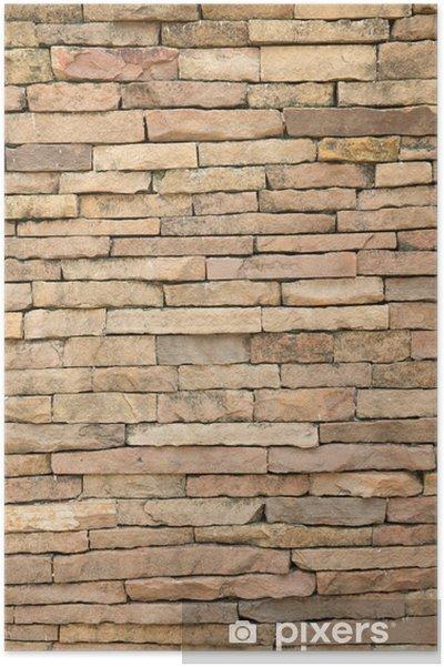 Plakát Kamenné pozadí - Témata