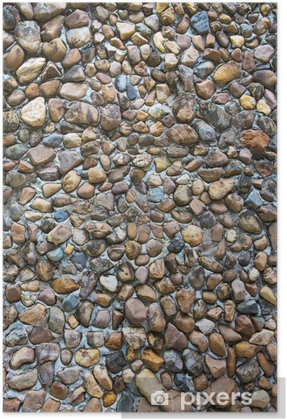 Plakat Kamień backgroud - Tła