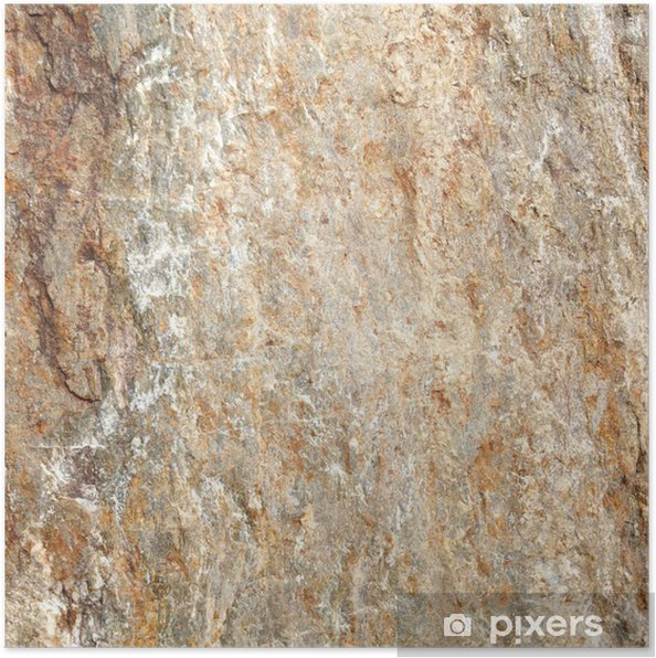 Plakat Kamień tekstury i tła - Surowce