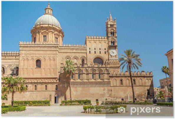 Plakát Katedrála Palermo - Témata