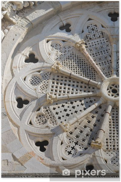 Plakát Katedrála Troia. Puglia. Itálie. - Prázdniny