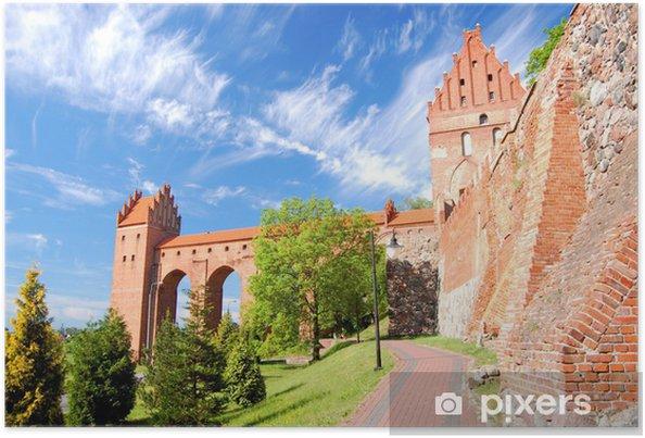 Plakát Katedrála v Kwidzyn, Polsko - Témata