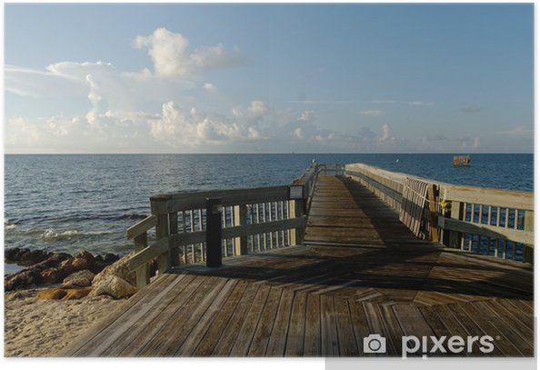 Plakat Key West - Ameryka