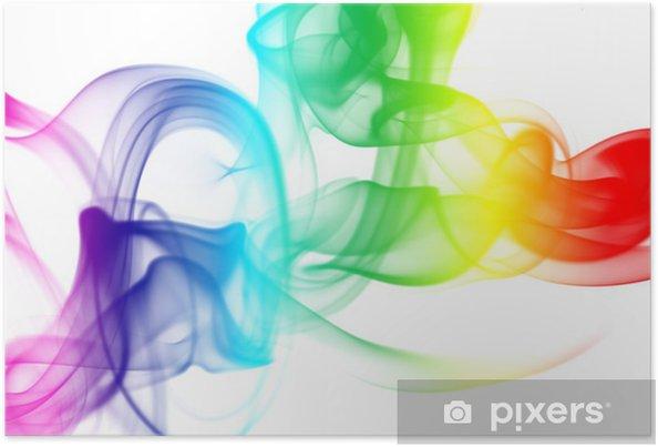 Plakat Kolor dymu - Tematy