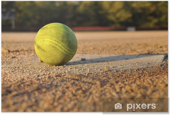 Plakát Konec hry - Sportovní potřeby
