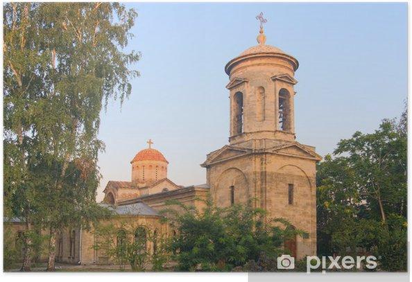 Plakat Kościół Jana Chrzciciela w Kerczu - Europa