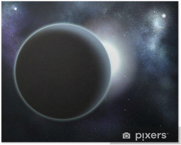 Plakat Kosmos - Przeznaczenia