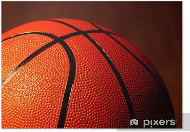 Plakat Koszykówka - Koszykówka