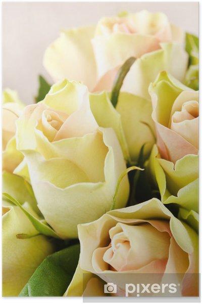 Plakát Krásné květiny - Květiny