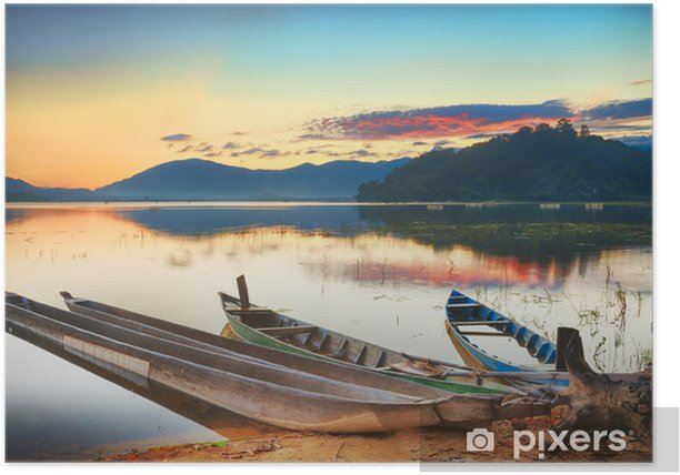 Plakat Lak Lake - Tematy