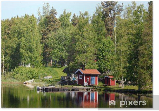Plakát Lake House - Evropa