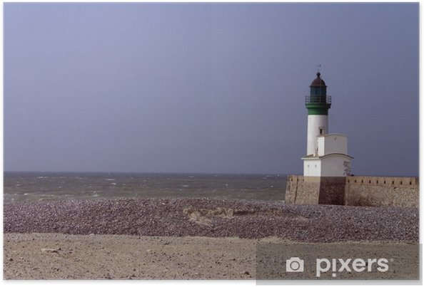 Plakat Latarnia morska - Latarnia morska