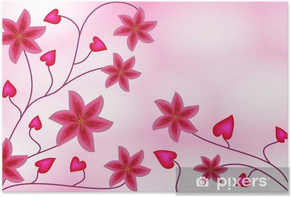 Plakát Lilie a srdce - Mezinárodní svátky