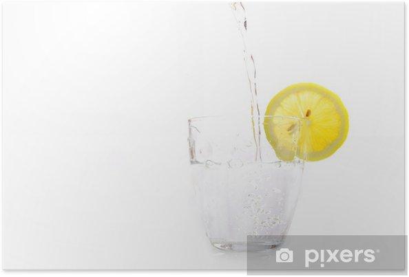 Plakat Limonata - Posiłki