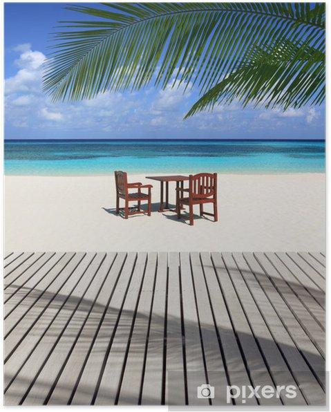 Plakát Malediven-Impresionen - Prázdniny