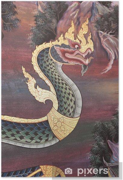 Plakat Malowanie artystyczne - Tematy