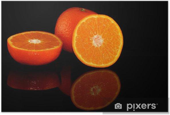 Plakát Mandarinka - Ovoce