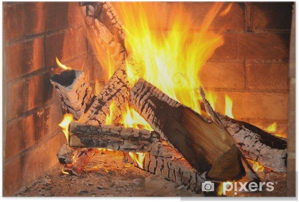 Plakat Miejsce na ognisko - Tematy