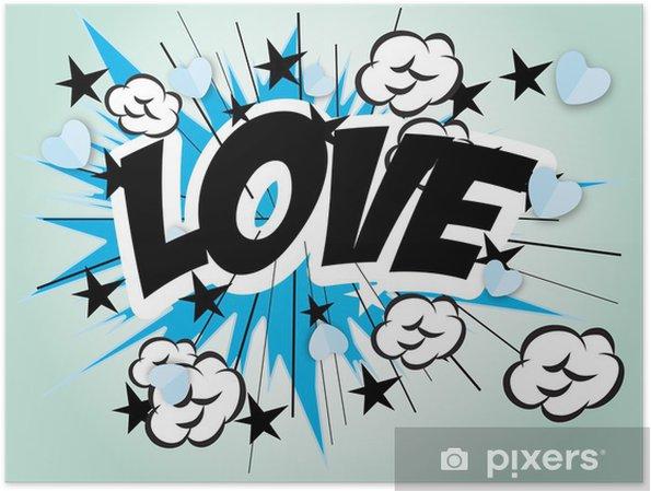 Plakat Miłość - Tematy