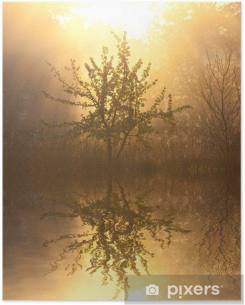 Plakát Misty jezero - Zemědělství
