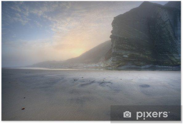 Plakát Mlhavý - Voda