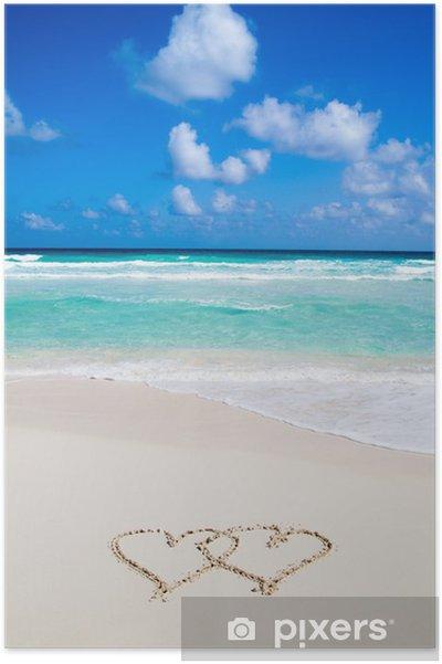 Plakát Moře - Voda