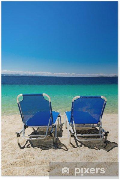 Plakat Morze w Grecji - Pory roku