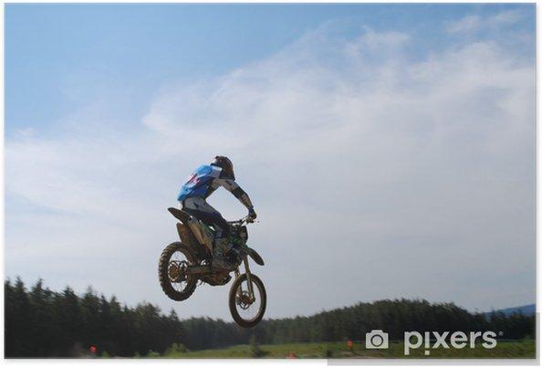 Plakát Motocross010 - Extrémní sporty