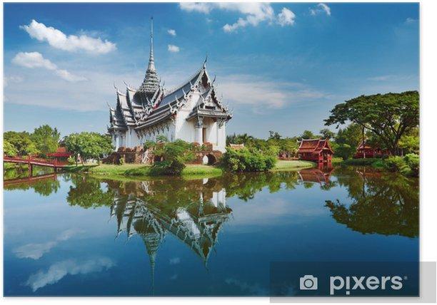 Plakat Nagi, Tajlandia - Tematy