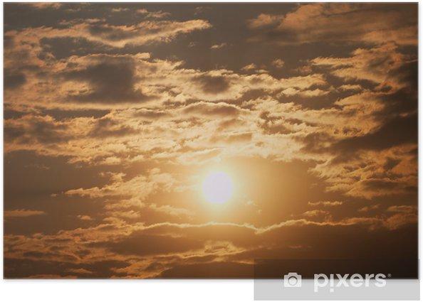 Plakat Niebo - Niebo