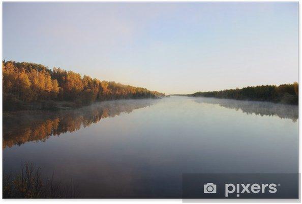 Plakát Northern River - Venkov