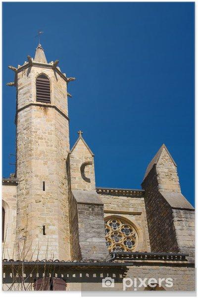 Plakát Notre Dame Marceille Limoux (Francie) - Evropa