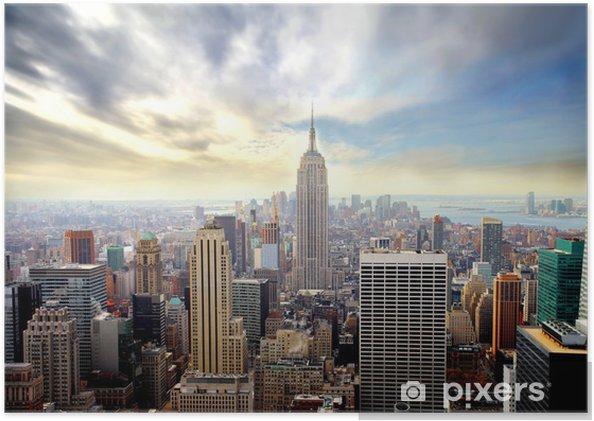 Plakat Nowy Jork -