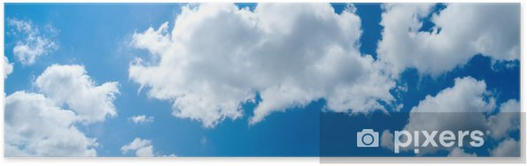 Plakát Nuvem - Nebe