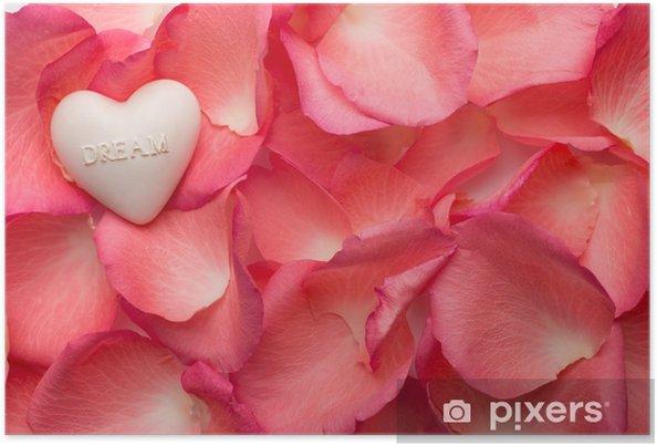 Plakát Okvětní lístky růží - Mezinárodní svátky