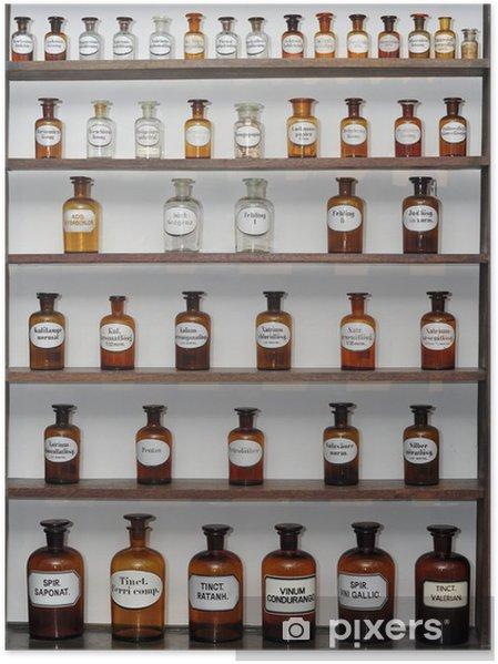 Plakat Old Pharmacy - Zdrowie i medycyna