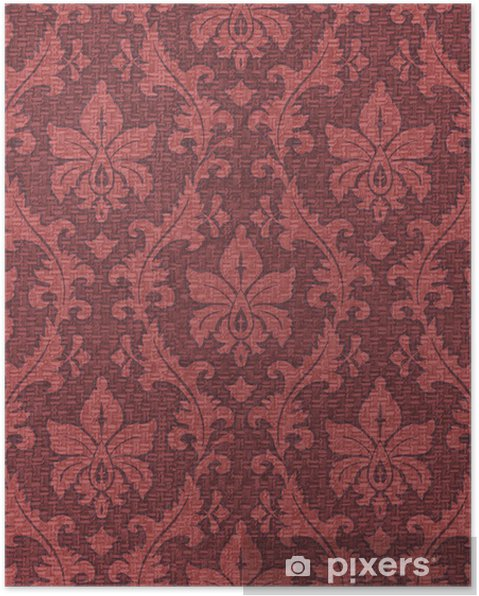 Plakat Ornament tekstury - Tła