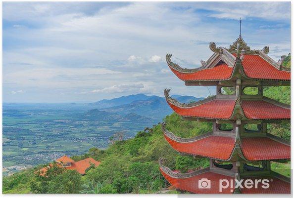 Plakát Pagoda - Styly