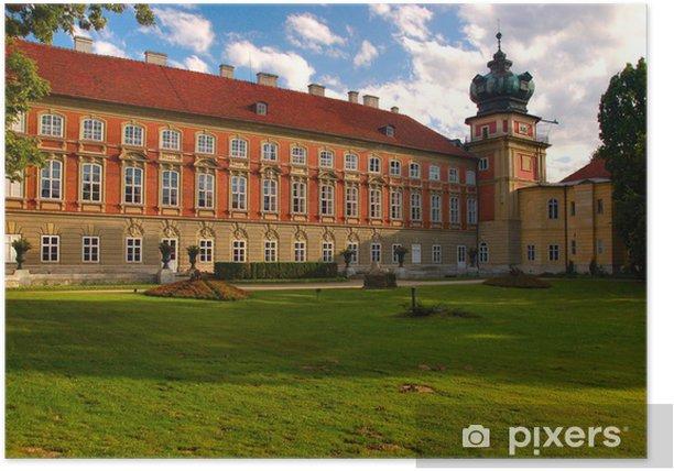 Plakát Palác v Lancut, Polsko - Evropa