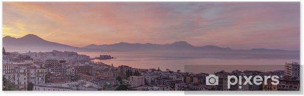 Plakat Panorama z Neapolu - Tematy