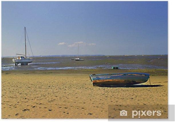 Plakat Paysage maritime - Wakacje